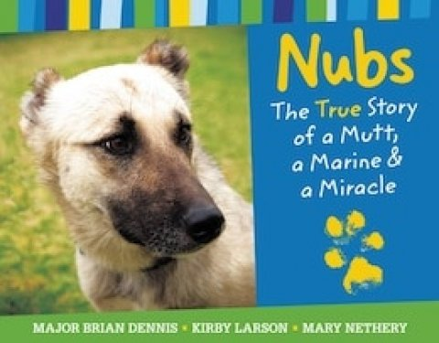 Nubs: The True Story of a Mut, a Marine, and a Miracle
