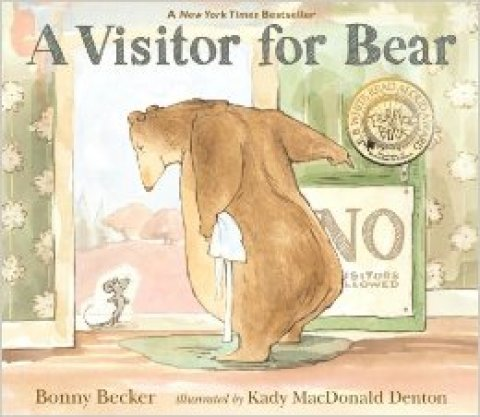 A Visitor for Bear.