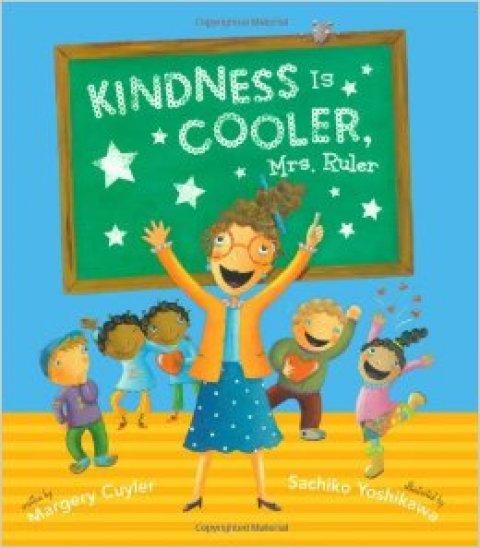 Kindness is Cooler Miss. Ruler